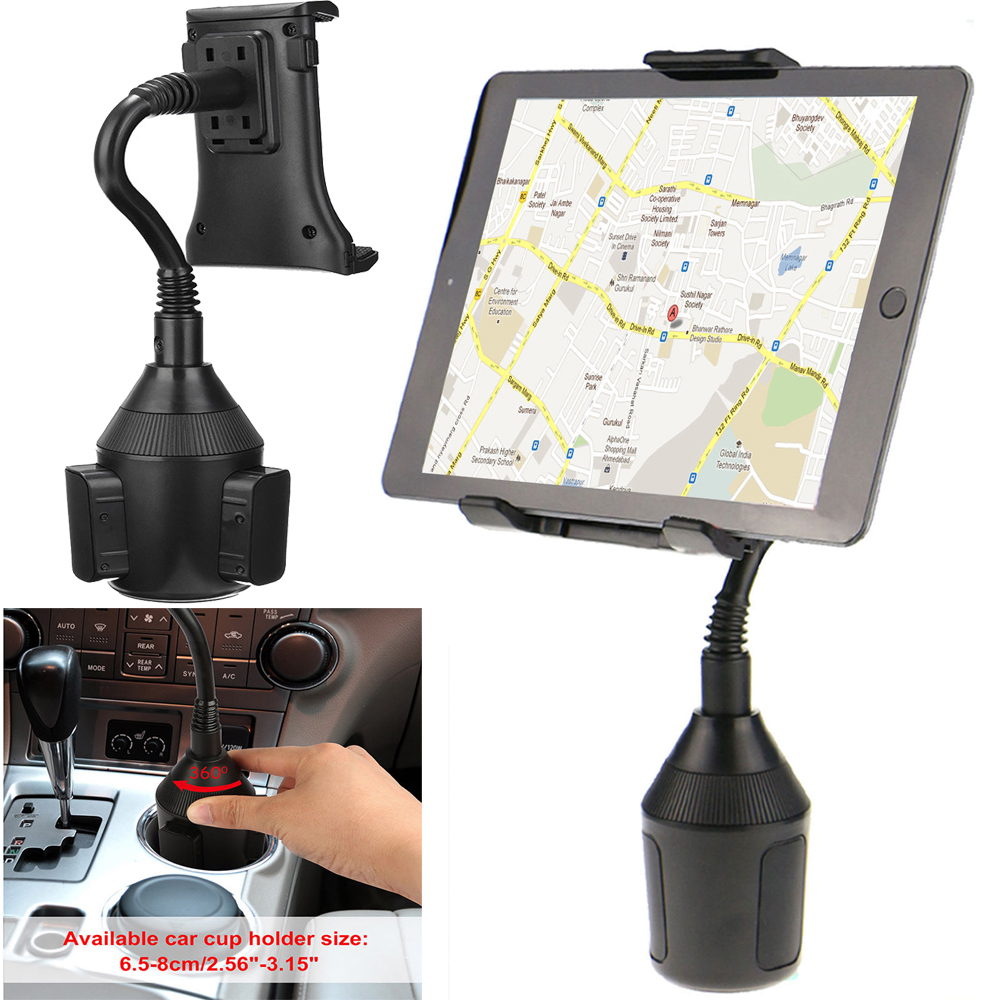 cup holder phone tablet mount,cup holder phone mount,cup holder for car,cup holder phone Holder,car cup holder cell phone holder,easy to use