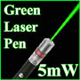 New 5mW 532nm Green Beam Laser Pointer Pen Gift