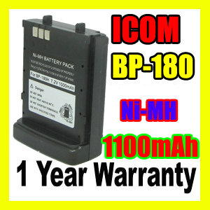 ICOM IC-W32E,ICOM IC-W32E Two Way Radio Battery