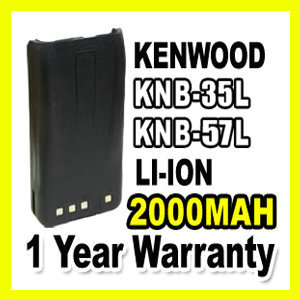 KENWOOD KNB-55L Battery