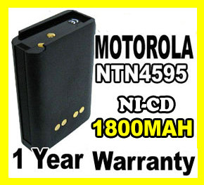 MOTOROLA NTN4593 Two Way Radio Battery,NTN4593 battery