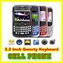 Dual SIM 2.2 Inch Qwerty Keyboard Cell Phone