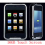 16GB touch screen MP4 Player,2.8 TFT Touch Screen 16GB FM MP4 Player