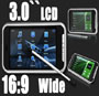 3.0' 8GB MP5 Player,3.0' Inch 8G MP4 Touch LCD MP3 FM Case Pen Player