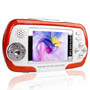 Portable 4GB 2.5 Inch TFT MP4 MP3 Game Player